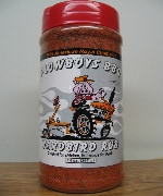 Review: Plowboys BBQ Yardbird Rub