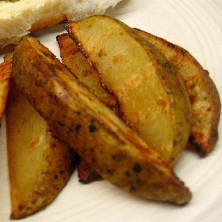 Grilled Cajun Potatoes