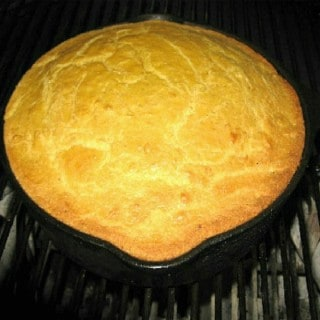 GaryGlen's Easy Grilled Cornbread