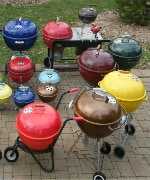 Weber Barbecue Grills