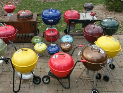 barbecue weber history