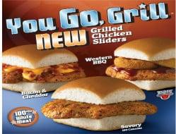 White Castle Chicken Sliders