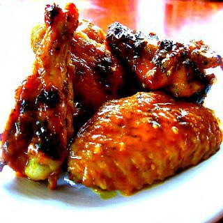 Spicy Caribbean Wings