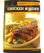 Cookbook Review: Weber's on the Grill: Chicken & Sides