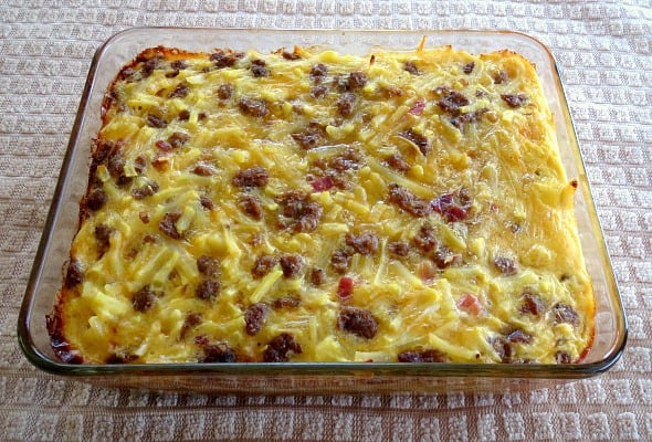 Oven Baked Casserole