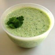 Mint-Lime Dipping Sauce