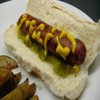 Tasty Turkey Hot Dogs